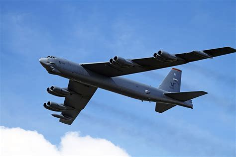The Bomber the b 52 bomber america s cold war workhorse that s