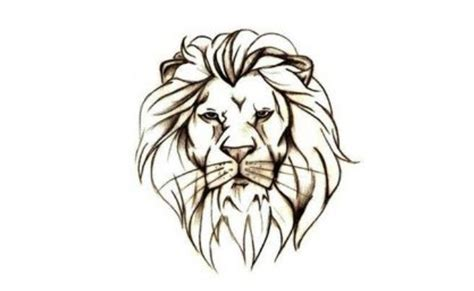 easy lion tattoo designs 6 majestic lion tattoo designs for women gilscosmo com