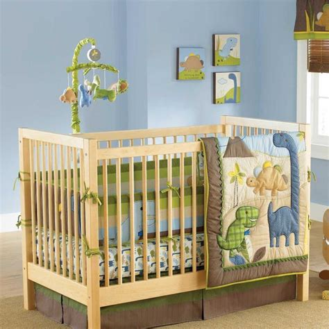 Baby Bedding Set 26 Dino baby bedding collection on ebay
