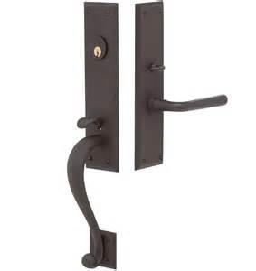 Exterior Door Lock Sets Gaines Exterior Mortise Lock Door Set Rejuvenation