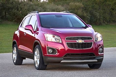 chevrolet trax review   wheel drive