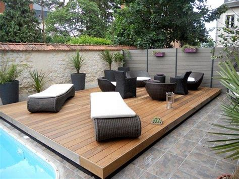 mobile überdachung terrasse stilys terrasse mobile plancher coulissant pour piscine