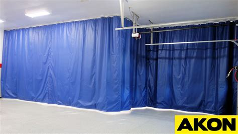 garage divider curtains insulated curtain walls akon curtain and dividers
