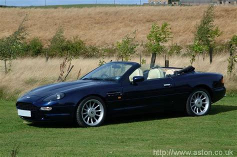 db7 volante for sale db7 volante 1999 for sale from the aston workshop