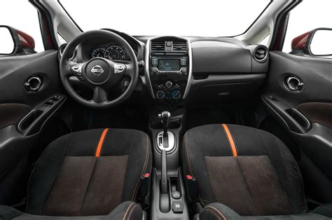 2015 Nissan Versa Note Interior Car Interior Design