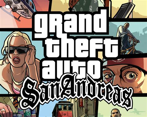 grand theft auto san andreas ps2 xbox iphone avec