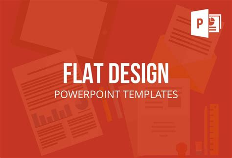 Flat Design Powerpoint Template Fitfloptw Info Flat Design Powerpoint Template