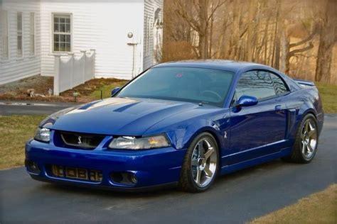 mustang cobra 2003 2003 ford mustang cobra cars 2003