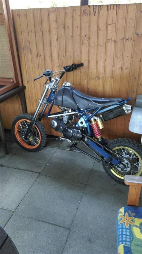 Motorrad Crossmaschine Kaufen by Crossmaschine Pitbike In Hannover Gel 228 Ndemaschinen