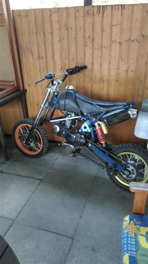 Motorrad Kaufen In Hannover by Crossmaschine Pitbike In Hannover Gel 228 Ndemaschinen