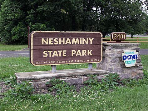 neshaminy state park a pennsylvania park located near