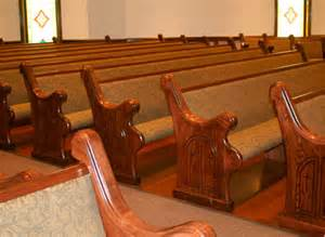 benches in a church image gallery pews