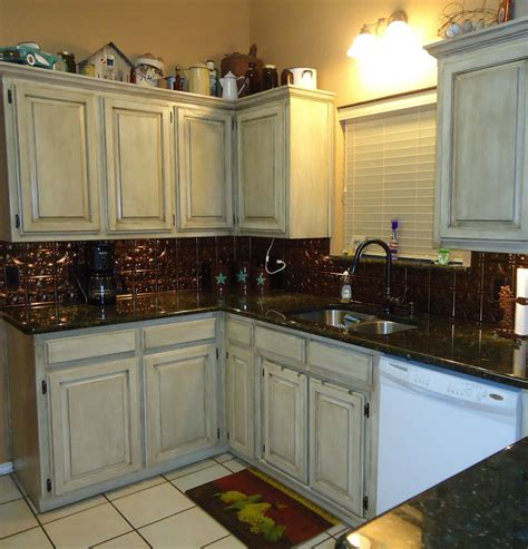 Cost Of New Kitchen Cabinets Cabinet Transformations Submitted By Jan K