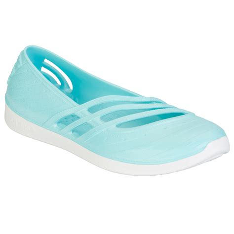 adidas comfort shoes womens adidas qt comfort jelly slip on walking shoe