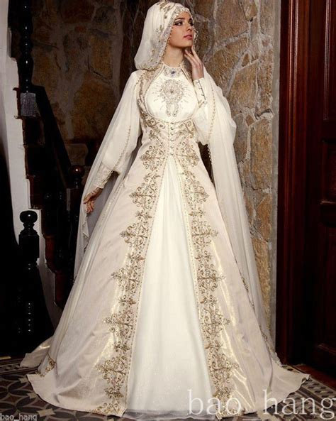 custom wedding dress 2016 arab dubai muslim wedding dresses ball gown long