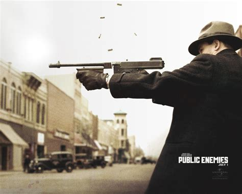 public enemies  review  rush journals
