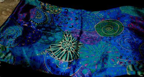 silk scarves wraps shawls unique creative designs