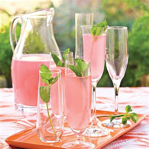 Pink Non Alcoholic Drinks For Baby Shower by 5 Pink Drinks To Serve At Your Next Shower Or