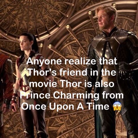 thor movie josh dallas yep realized this in the ouat series premiere thor s