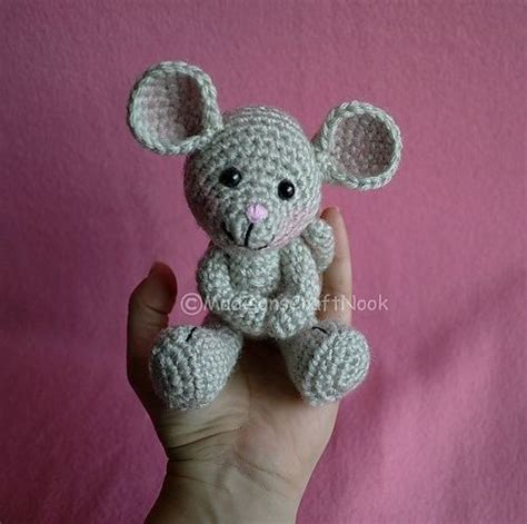 free pattern amigurumi animals morris the mouse free crochet pattern animal amigurumi