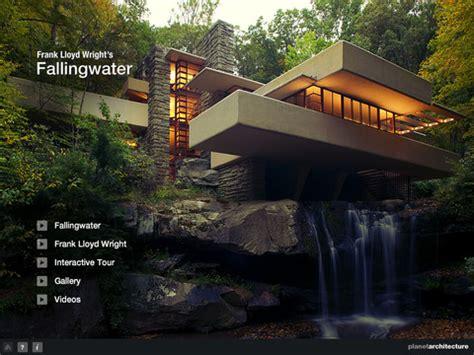 frank lloyd wright fallingwater america s frank lloyd wright fallingwater app