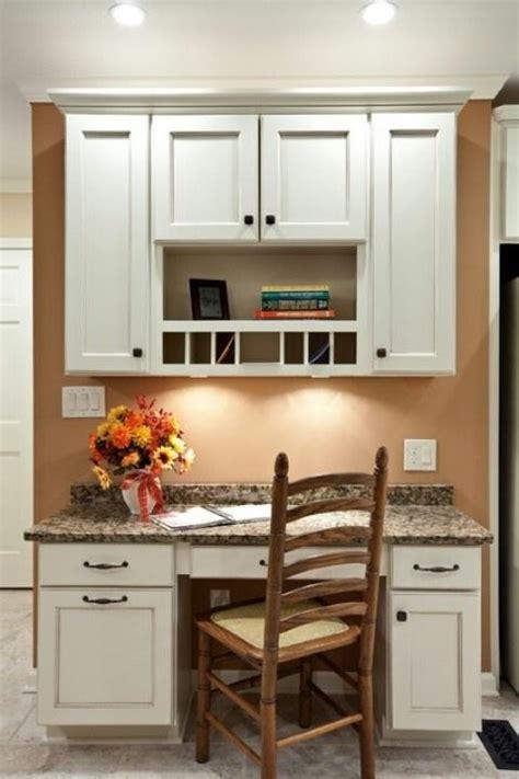 kitchen desks built in built in kitchen desks photos