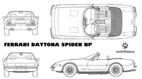 car f430 spider engine diagram and wiring diagram