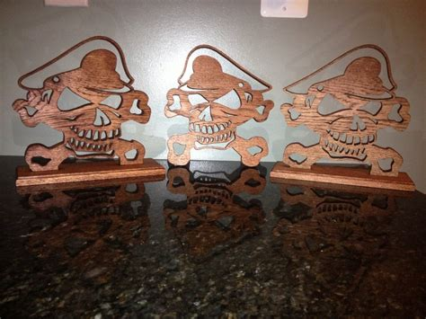 navy cpo skulls scrollwork  albcuttnwud  lumberjocks