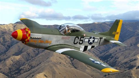 scale p 51 mustang replica this p 51 mustang replica flies with a honda odyssey