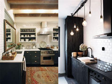 cocinas negras modernas tendencias cocinas 2017 el nuevo centro de tu hogar