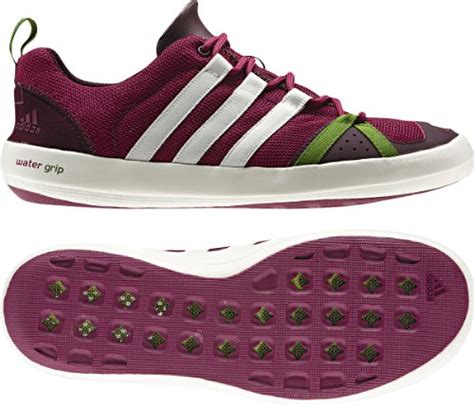 adidas outdoor boat cc lace water shoe power pink chalk light maroon 14 adidas running