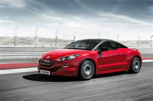 Peugeot Rcz 2015 Official Photos Of 2014 Peugeot Rcz R Released