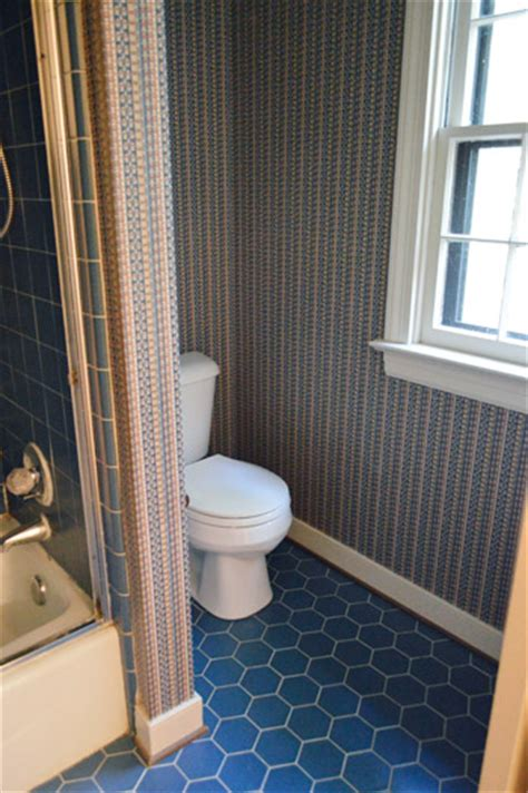 stripping in bathroom bathroom plans how to strip wallpaper what worked best