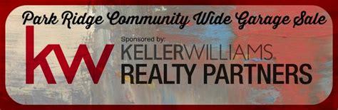 Park Ridge Garage Sale by Keller Williams Realty Partners