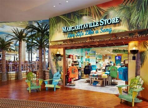 Margaritaville Cincinnati Retail Store Wasting Away Jimmy Buffet Store