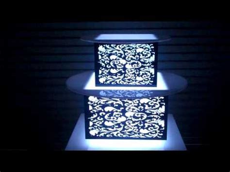 cupcake stand with led lights led lighted cake cupcake stands displays dessert trays