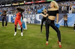 nfl cheerleaders week 8 si com