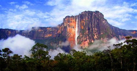 imagenes paisajes naturales de venezuela image gallery salto angel