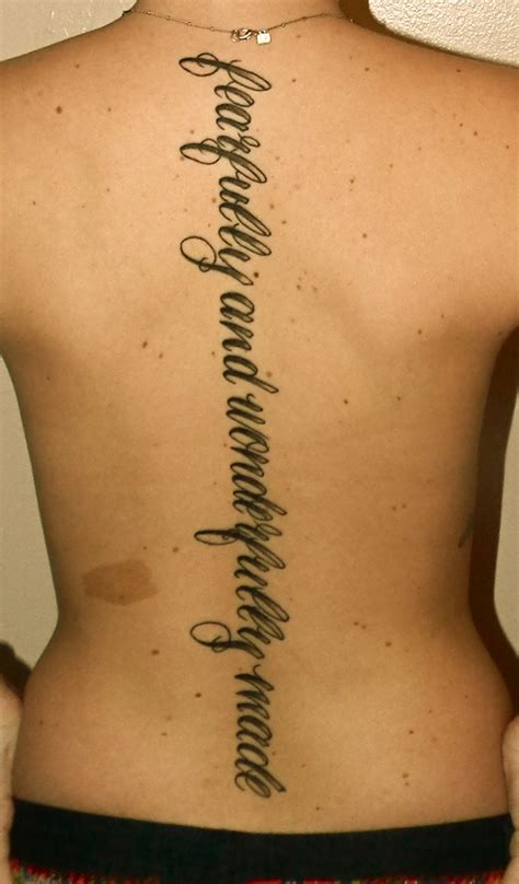 i am fearfully and wonderfully made tattoo 67 best images about on friendship