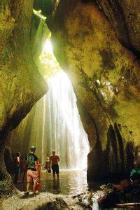 tukad cepung waterfall  hidden gem  bali