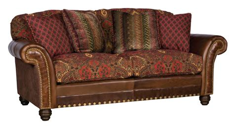 King Hickory Leather Sofa Radiovannes Com King Hickory Leather Sofa