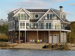 Waterfront House Plans On Pilings Pearson Sustainable Solutions Pilings