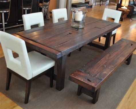 distressed dining table sets best 25 distressed dining tables ideas on diy