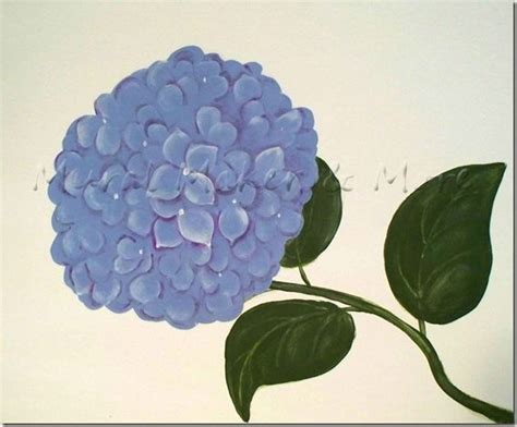 watercolor hydrangea tutorial 21 best images about simple flower tutorials on pinterest