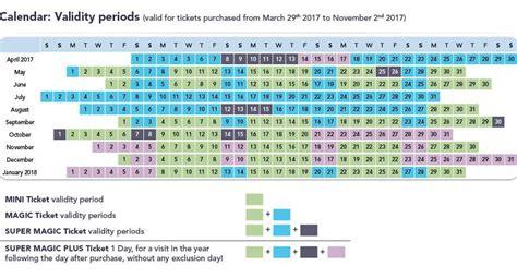 entradas al parque disney viajar a eurodisney con caravana parte iii las entradas