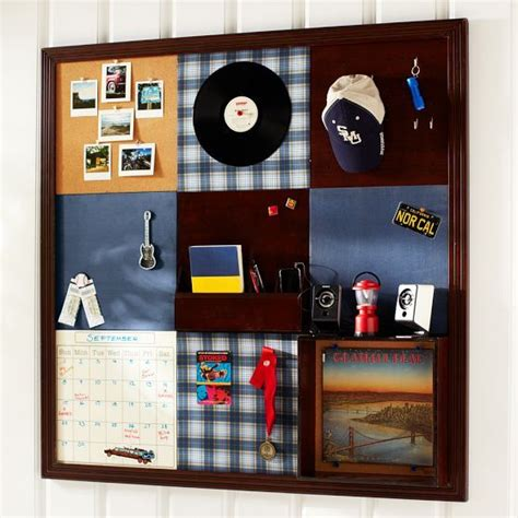 bulletin boards for rooms 24 best images about guys room decor ideas on rooms plaid quilt and