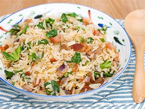 Simple Duck And Char Siu Rice by Char Siu Fried Rice Recipe