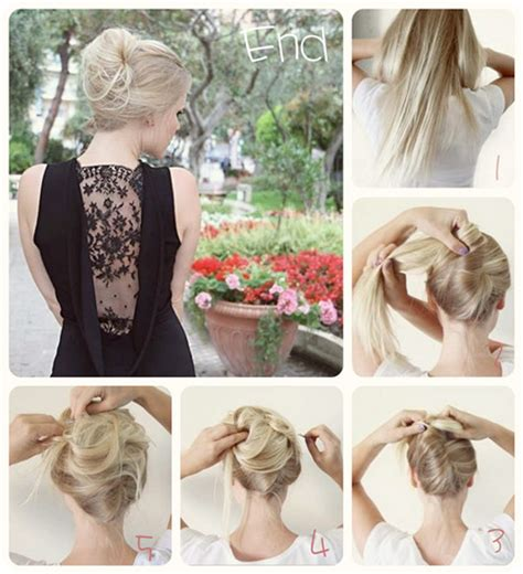 the 9 most flattering 5 minutes easy up do for daily creation vpfashion