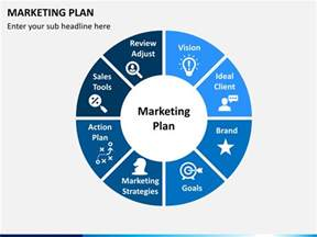 template of marketing plan marketing plan powerpoint template sketchbubble