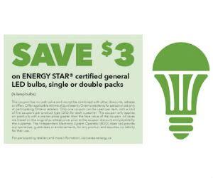 light coupons printable saveonenergy light bulb coupons for ontario printable